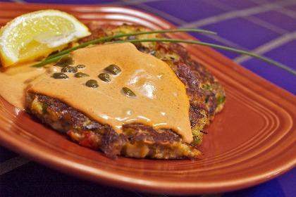 Red Chile Remoulade Sauce