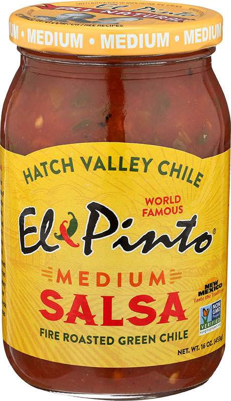 El Pinto Medium Salsa