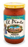 El Pinto Medium Taco Salsa